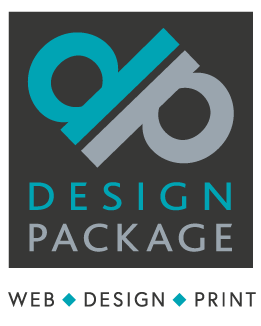 the design package web design and print