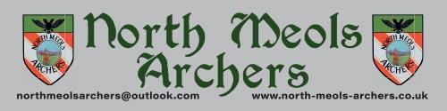 north meols archers pvc banner